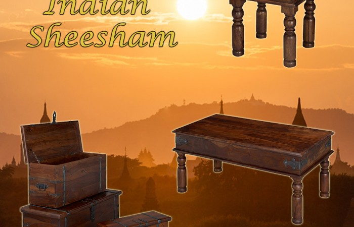 Sheesham Wood – Indian Sheesham Collection