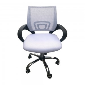 Mesh Back Desk Chair Whitte