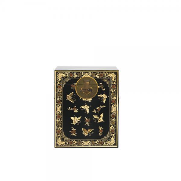 Black Small Cabinet