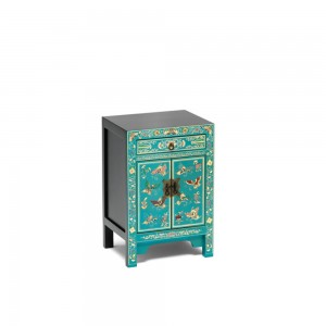Blue Small Cabinet