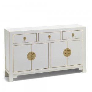 White Large Sideboard