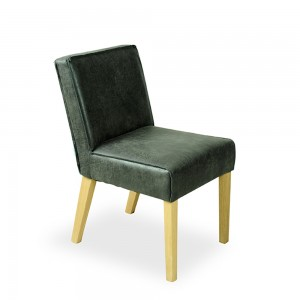 Enzo Dining Chair Dark Grey