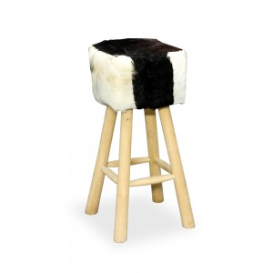 Square Tall Bar Stool