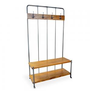 INDFURN-13_HALL_BENCH_COAT_RACK