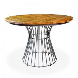 Round Bistro Dining Table