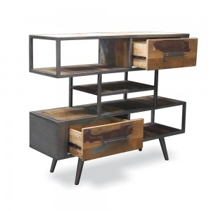 Buffet 3 Shelf 2 Drawers