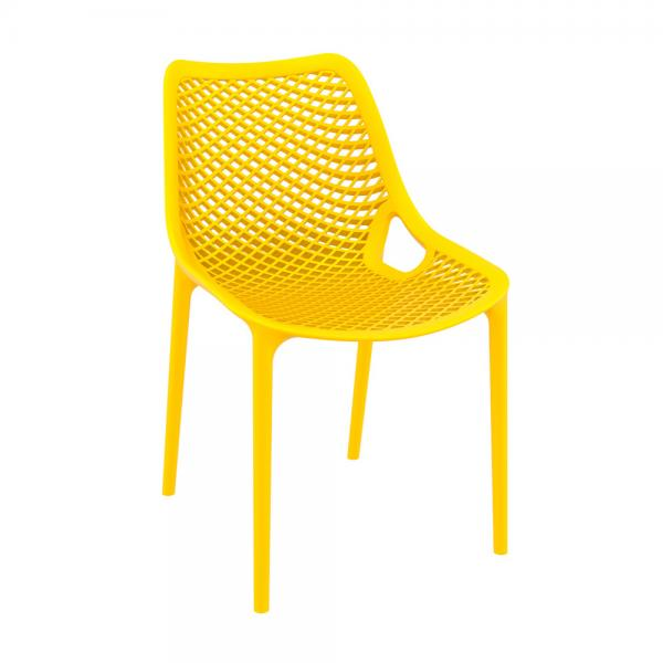Yellow Side Chair Version 2