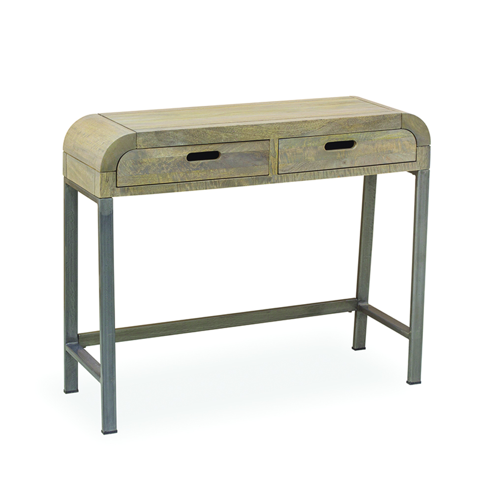 Ordinaire Console Table Industrial Retro