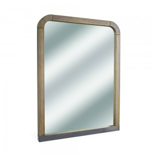Rectangular Mirror - Industrial Retro Collection
