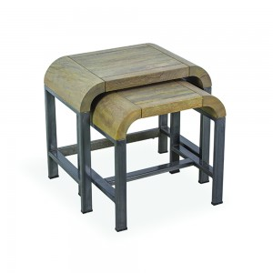 Nest of Tables - Industrial Retro Collection