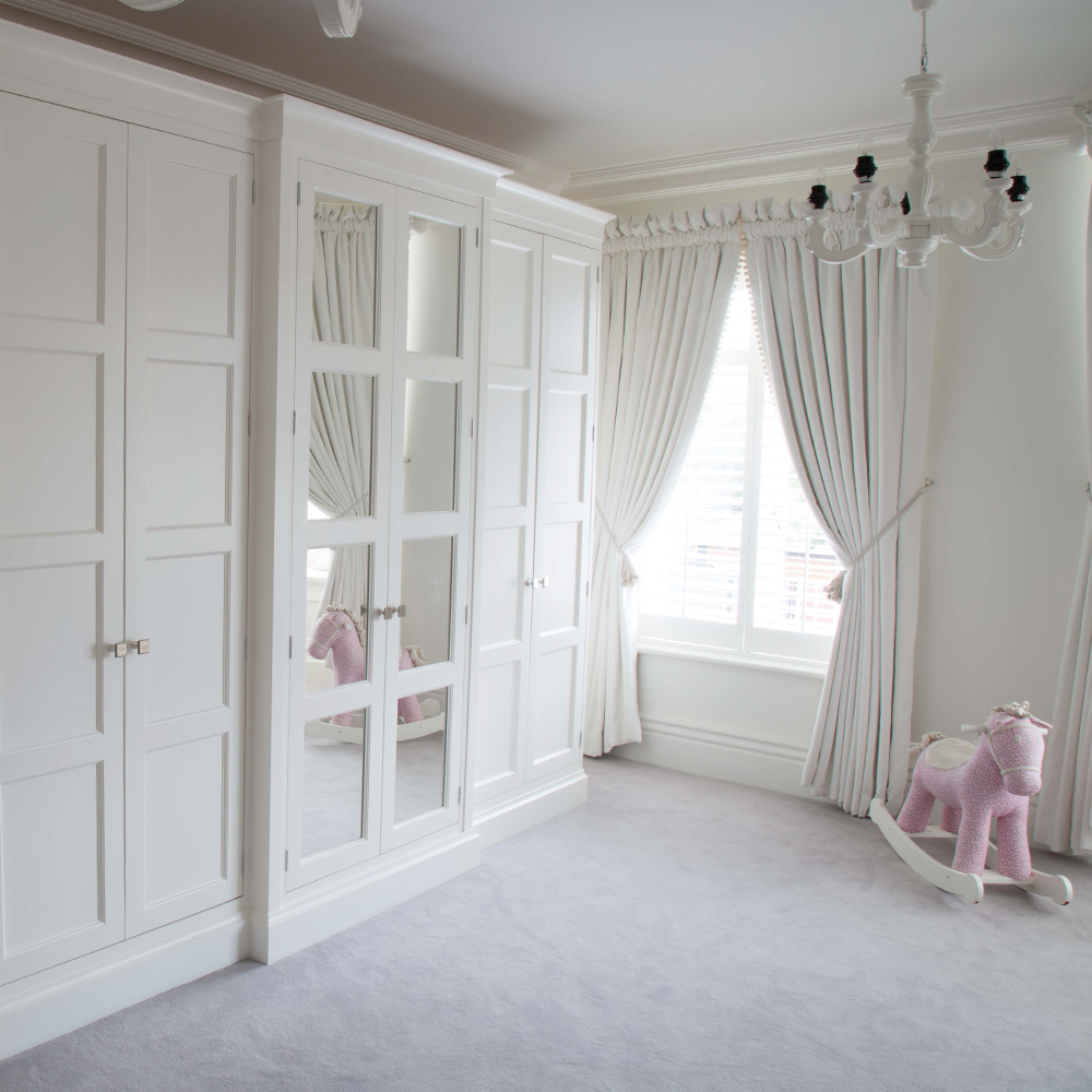 bespoke bedroom furniture view 1