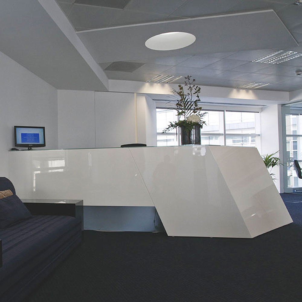 Bespoke Reception Desks