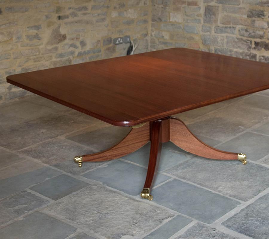 Bespoke Solid Mahogany Dining table