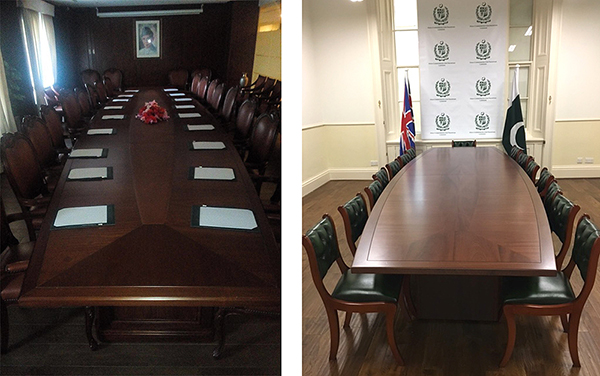 Boardroom Table Contract Furniture