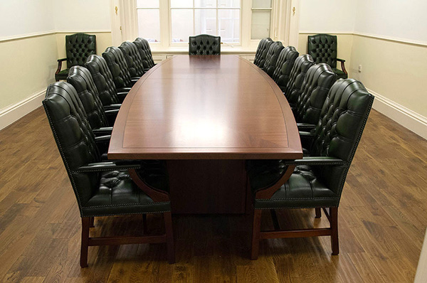 Boardroom Table Contract Furniture view 3