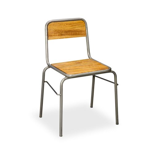 OLD SCHOOL STACKING CHAIR