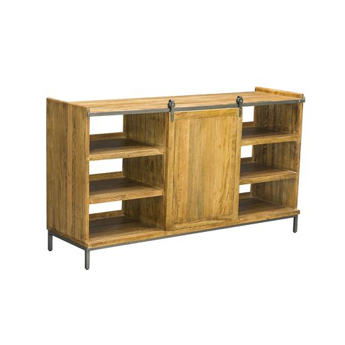 Sideboard with Sliding Door