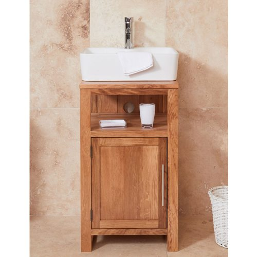 Single Door Sink Unit